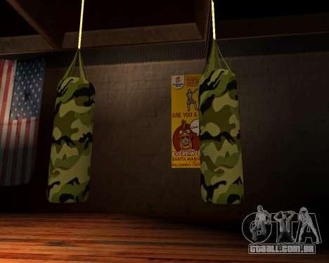 Militar de novo saco de pancadas para GTA San Andreas