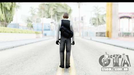 CS:GO The Professional v3 para GTA San Andreas terceira tela