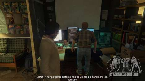 GTA 5 Story Mode Heists [.NET] 1.2.3 terceiro screenshot
