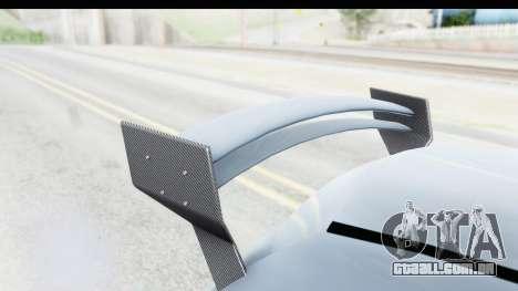 GTA 5 Grotti Brioso RA IVF para GTA San Andreas vista interior