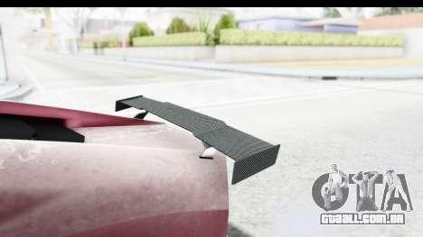 GTA 5 Pegassi Reaper v2 IVF para GTA San Andreas vista interior
