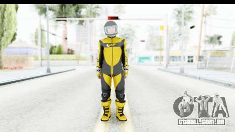 Cunning Stunts DLC Male Skin para GTA San Andreas segunda tela