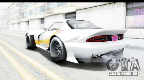 GTA 5 Bravado Banshee 900R Mip Map para vista lateral GTA San Andreas