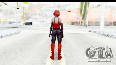 Marvel Future Fight - Sin para GTA San Andreas terceira tela