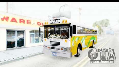 Ruta 135 Blanca para GTA San Andreas
