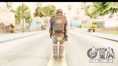 Monarch Shotgun para GTA San Andreas terceira tela