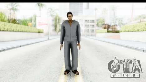 Yakuza 5 Kazuma Kiryu Home para GTA San Andreas segunda tela