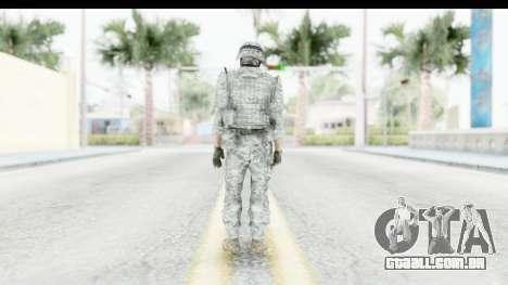 Global Warfare USA para GTA San Andreas terceira tela