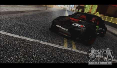 Toyota GT-86 RocketKroll LSA para GTA San Andreas esquerda vista