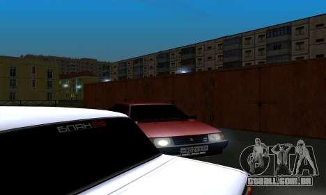 2109 para o motor de GTA San Andreas