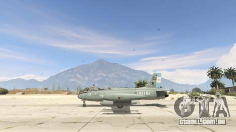 GTA 5 AT-26 Impala Xavante ARG terceiro screenshot