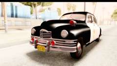 Packard Standart Eight 1948 Touring Sedan LAPD