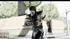 Mortal Kombat vs DC Universe - Smoke para GTA San Andreas