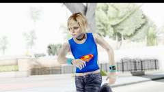 Silent Hill 3 - Heather Sporty Super Girl para GTA San Andreas