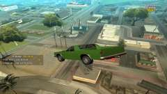 Cleo Jump Car
