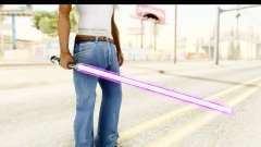 Sword Art Online II - Kiritos Saber para GTA San Andreas