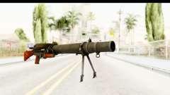 Lewis Machinegun