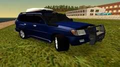 Toyota Land Cruiser 100vx2 para GTA San Andreas