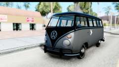Volkswagen Transporter T1 Deluxe Bus para GTA San Andreas