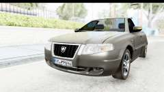 Ikco Samand Pickup v1