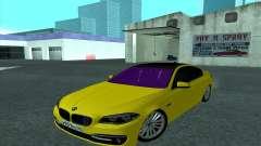 BMW 525 Gold