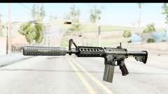 AR-15 Silenced