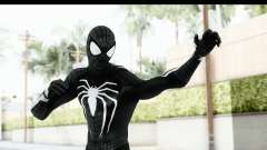 Spider-Man PS4 E3 Black Suit Edition para GTA San Andreas