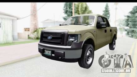 Ford F-150 Stock para GTA San Andreas