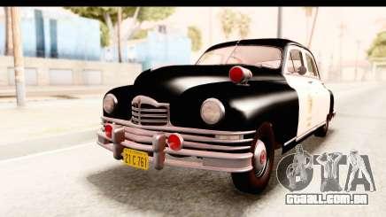 Packard Standart Eight 1948 Touring Sedan LAPD para GTA San Andreas