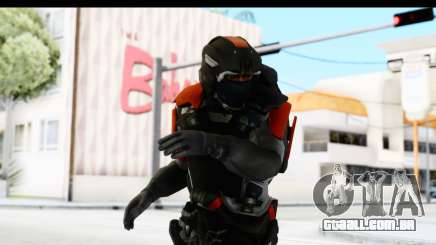 Homefront The Revolution - KPA v3 Captain para GTA San Andreas