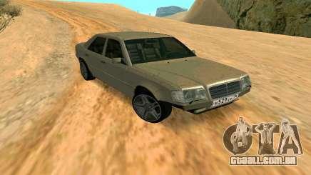 Mercedes Benz E500 W124 para GTA San Andreas