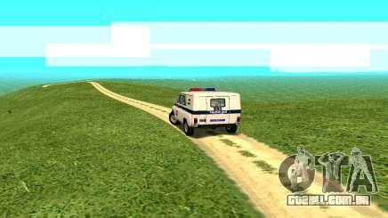 Padrão de efeitos sem poeira para GTA San Andreas
