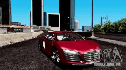 Audi R8 5.2 FSI Quattro 2010 para GTA San Andreas