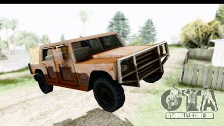 Rusted Patriot para GTA San Andreas