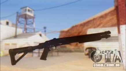 GTA V Shrewsbury Pump Shotgun para GTA San Andreas