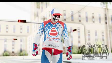 GTA 5 Online Cunning Stunts Skin 2 para GTA San Andreas