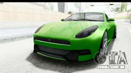 GTA 5 Ocelot Lynx IVF para GTA San Andreas