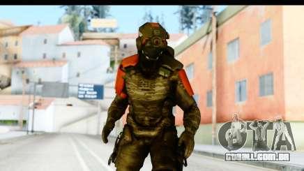 Homefront The Revolution - KPA v1 Camo para GTA San Andreas