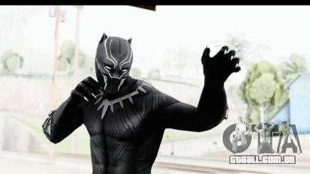 Marvel Heroes - Black Phanter (Civil War) para GTA San Andreas