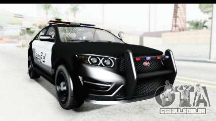 Sri Lanka Police Car v1 para GTA San Andreas