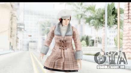 DoA 5 - Mila Casual para GTA San Andreas