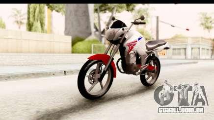 Honda CG150 para GTA San Andreas
