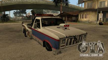 Novo reboque para GTA San Andreas