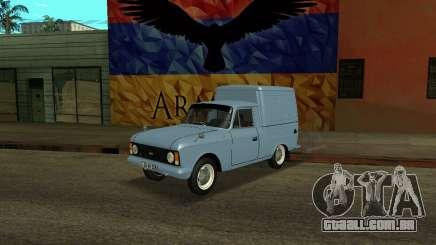 Moskvich 2715 Arménio para GTA San Andreas