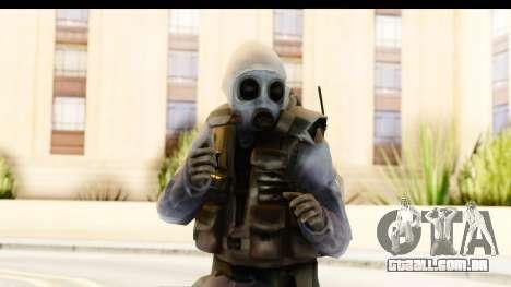 CS:GO - SAS para GTA San Andreas