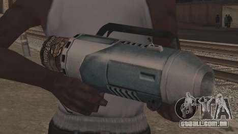 Spudgun from Bully SE para GTA San Andreas