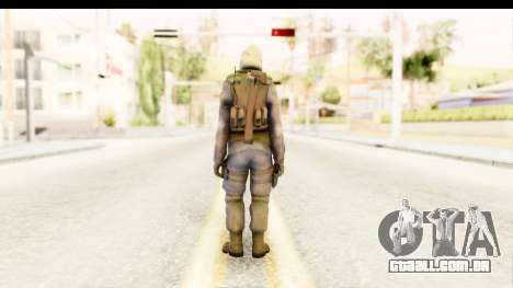 CS:GO - SAS para GTA San Andreas terceira tela