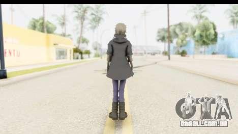 Shuuya Kano (Kagerou Project) para GTA San Andreas terceira tela