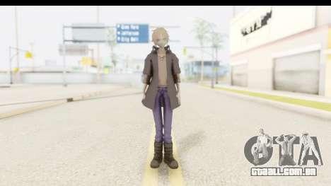 Shuuya Kano (Kagerou Project) para GTA San Andreas segunda tela