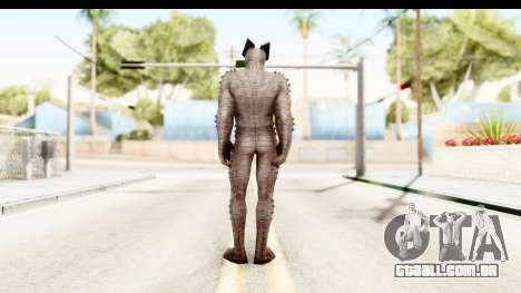 Marvel Future Fight - Destroyer para GTA San Andreas terceira tela
